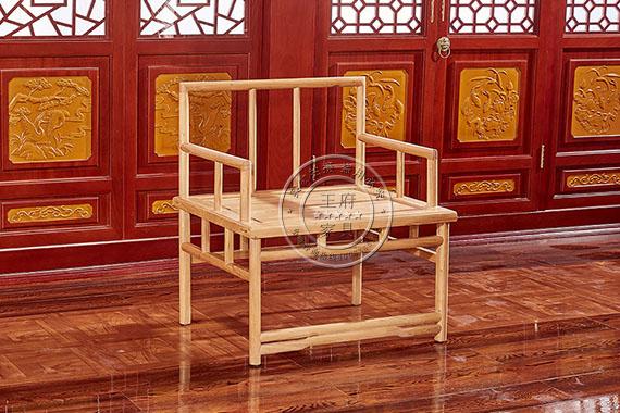 老榆木禅意新中式家具