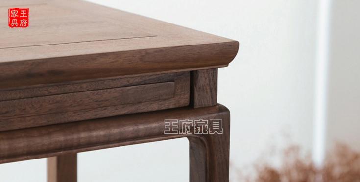 产品名称:胡桃色禅意新中式花架